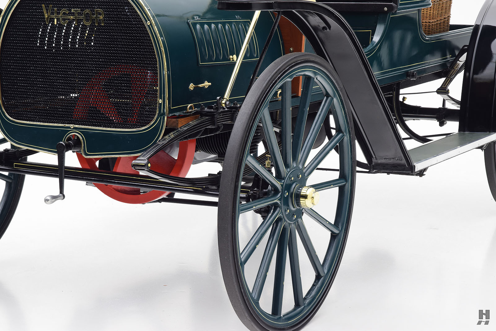 1907 victor auto buggy hyman ltd classic cars for Hyman motors st louis