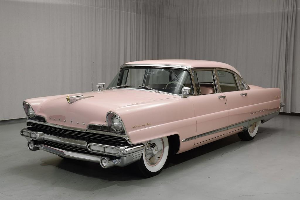 1956 Lincoln Premiere Sedan Hyman Ltd Classic Cars