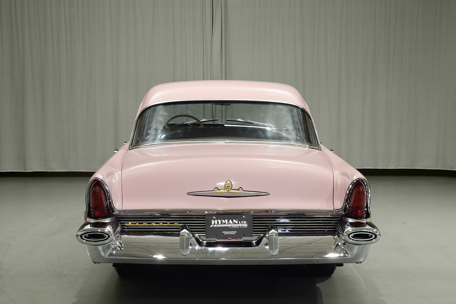 Lincoln Motor Company >> 1956 Lincoln Premiere Sedan | Hyman Ltd.