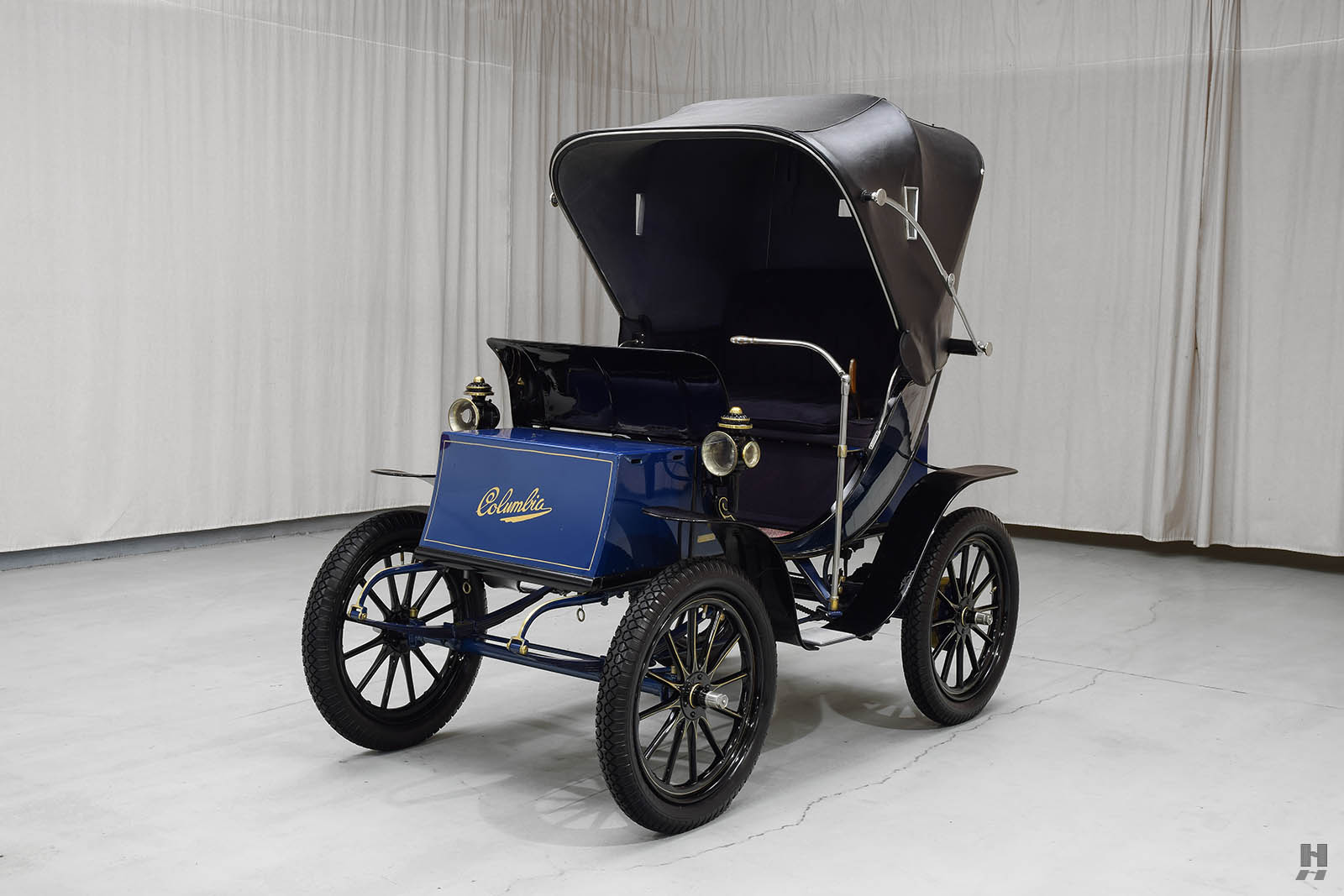 1903 Columbia Electric Runabout Hyman Ltd Classic Cars