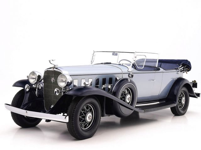1932 Cadillac V-16 Special Phaeton For Sale By Hyman LTD
