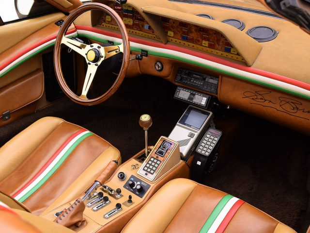 1978 Ferrari 308 GTS By George Barris For Sale | Buy 1978 Ferrari 308 GTS By George Barris at Hyman LTD