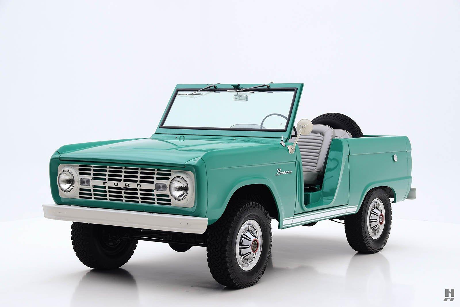 1966 ford bronco u13 roadster hyman ltd classic cars. Black Bedroom Furniture Sets. Home Design Ideas