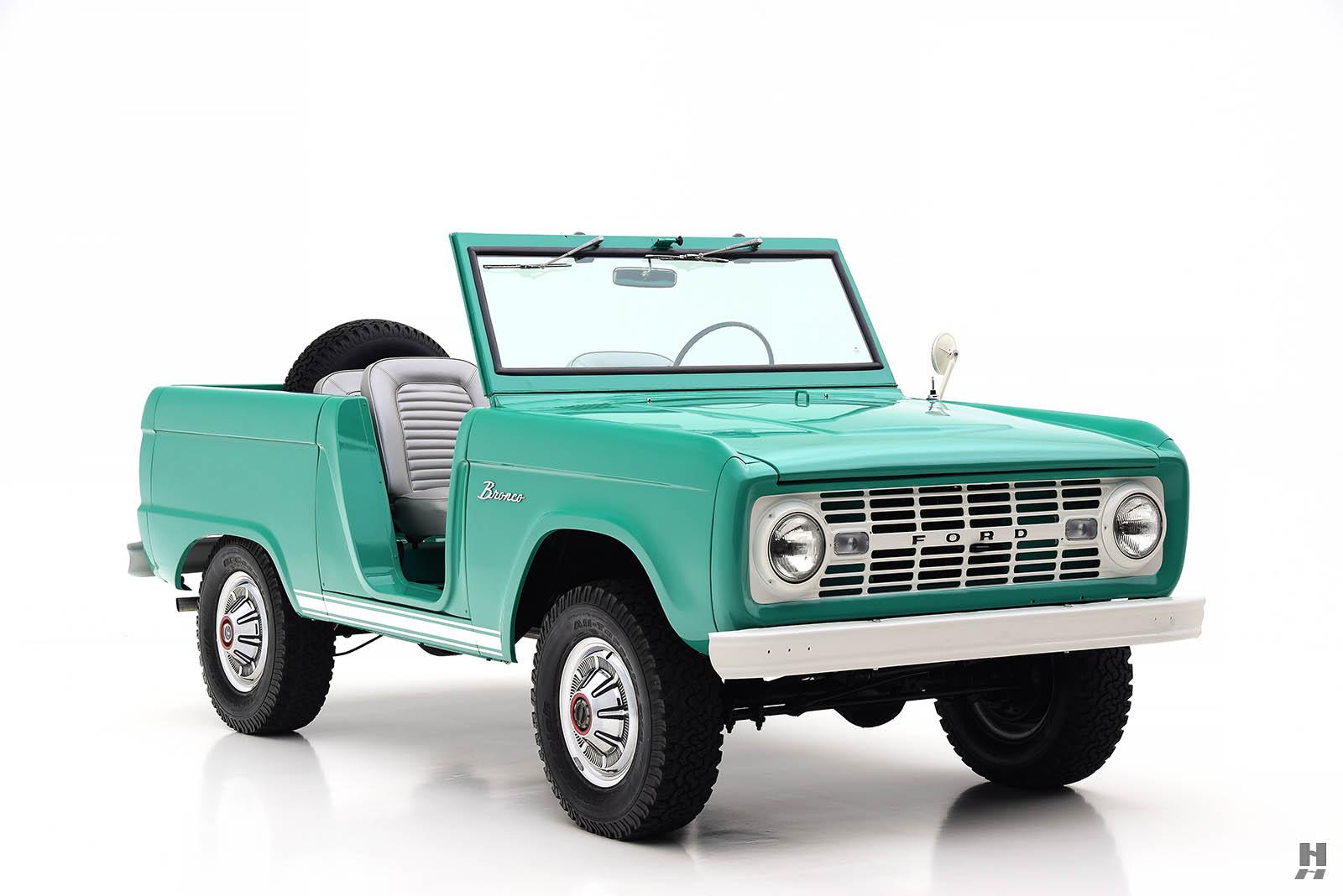 1966 Ford Bronco U13 Roadster | Hyman Ltd