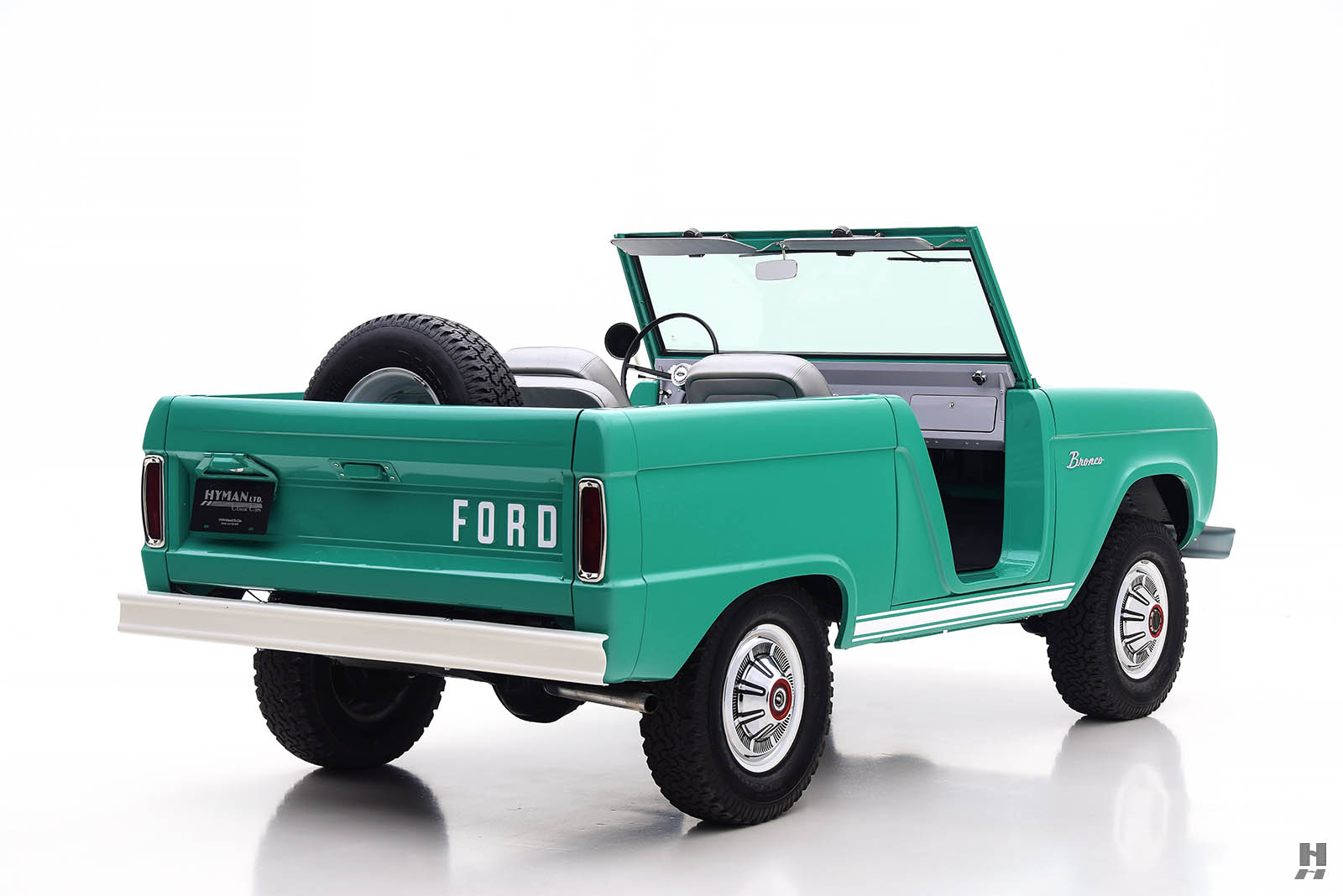 1966 Ford Bronco U13 Roadster Hyman Ltd Classic Cars
