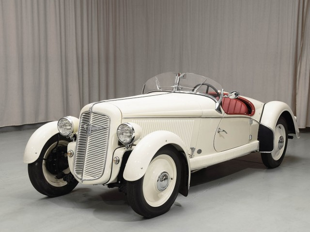 1935 Adler Trumpf Junior Sports Roadster