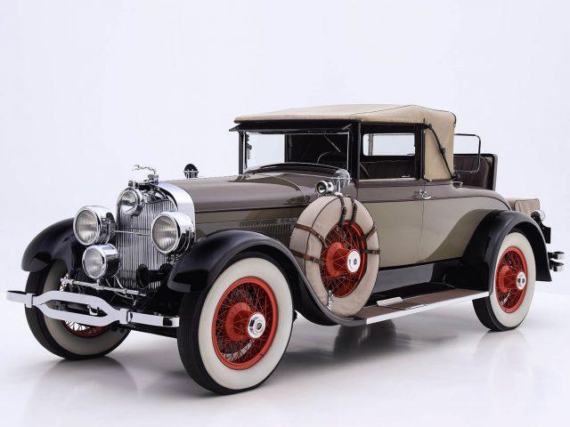 1925 Lincoln Model L Convertible Coupe Classic Car For Sale | Buy 1925 Lincoln Model L Convertible Coupe at Hyman LTD