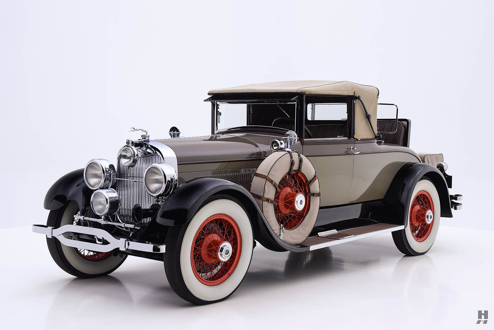 1925 Lincoln Model L Convertible Coupe | Hyman Ltd. Classic Cars