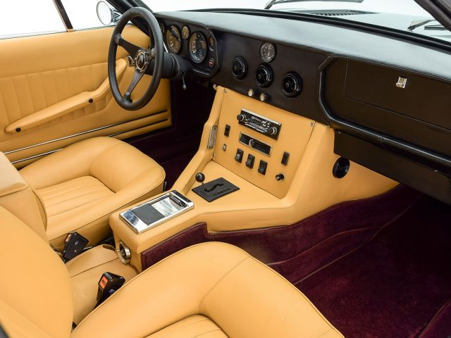1970 Monteverdi 375/4 Sedan For Sale By Hyman LTD