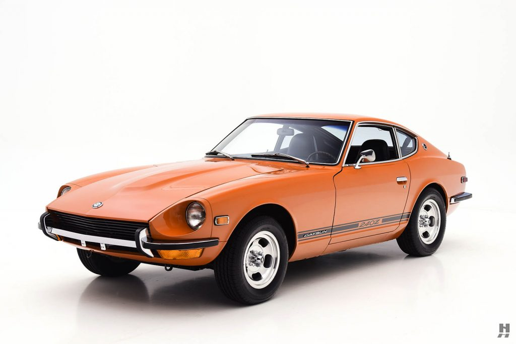 1971 Datsun 240Z Coupe Classic Car For Sale | Buy 1971 Datsun 240Z Coupe at Hyman LTD
