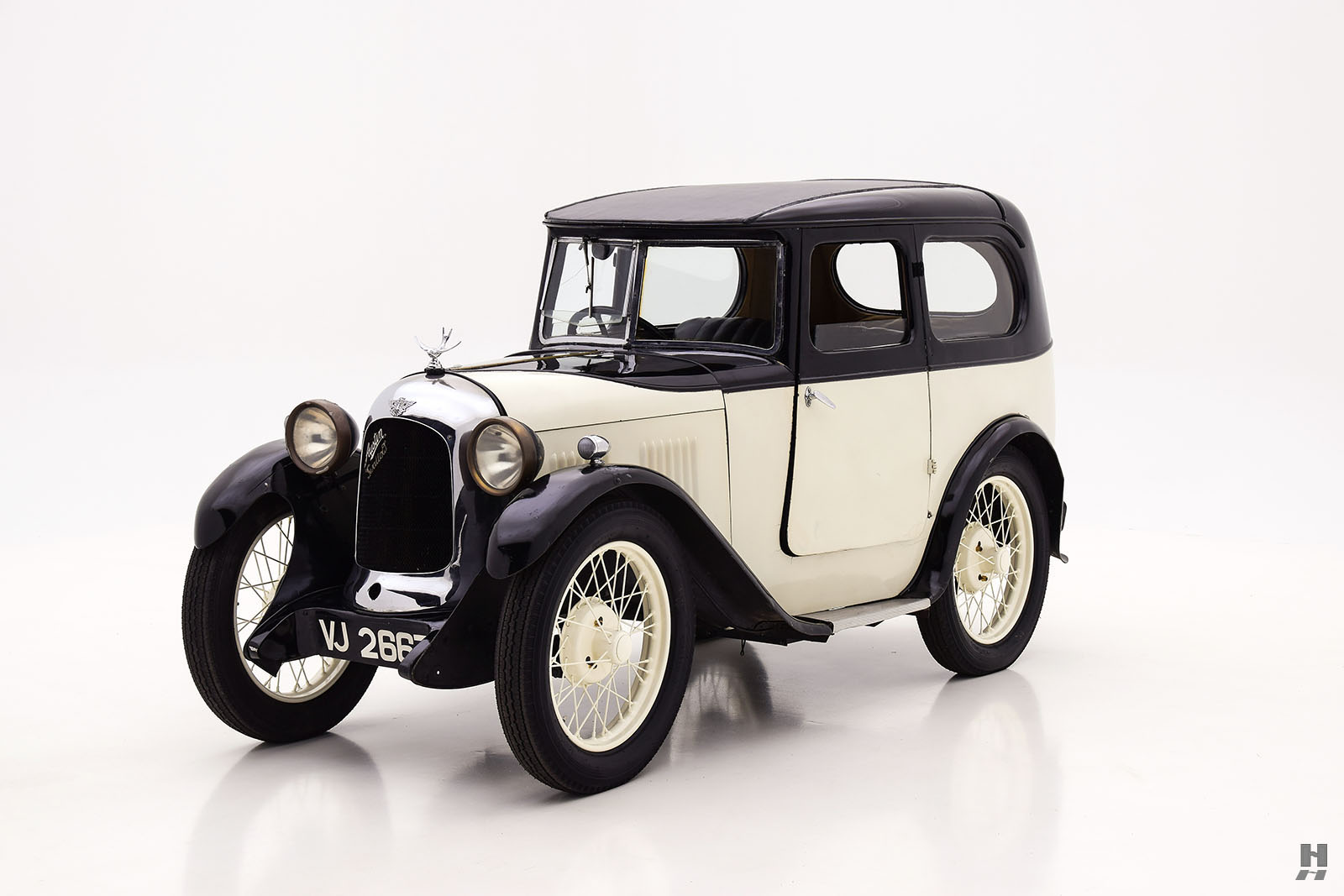 1930 Austin Swallow Saloon Coupe For Sale | Buy Classic Cars | Hyman LTD