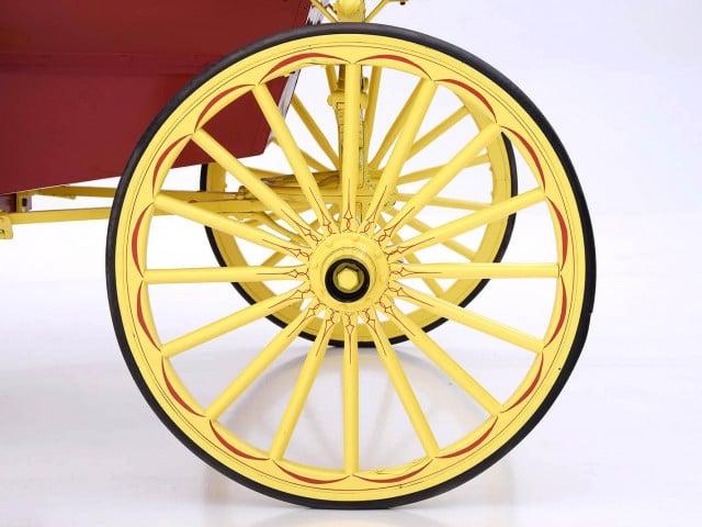 1910 Cretors Model D Horse-Drawn Popcorn Wagon Classic Car For Sale | Buy 1910 Cretors Model D Popcorn Wagon at Hyman LTD