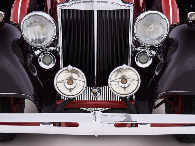 1934 Packard Super Eight Coupe Classic Car For Sale | Buy 1934 Packard Super Eight Coupe at Hyman LTD