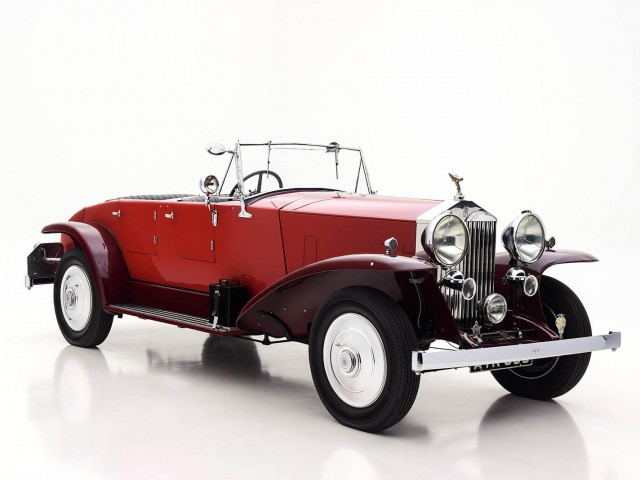 1934 Rolls-Royce 20/25 Tourer Classic Car For Sale | Buy 1934 Rolls-Royce 20/25 Tourer at Hyman LTD