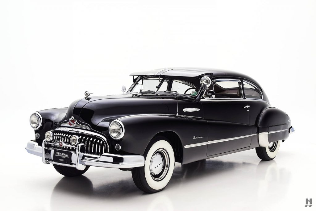 1946 Buick Roadmaster Sedanet For Sale By Hyman LTD