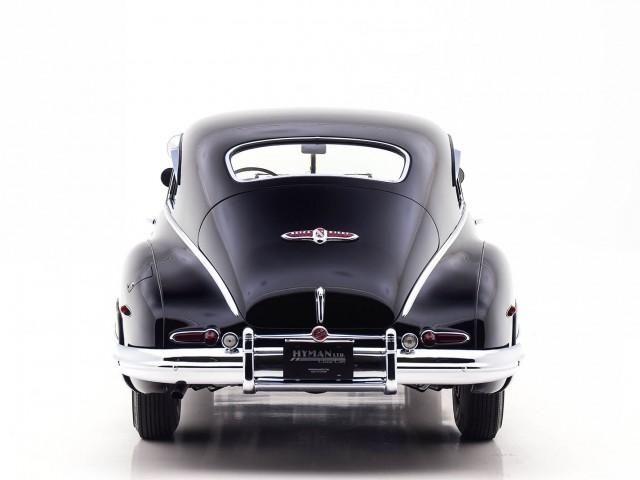1946 Buick Roadmaster Sedanet For Sale By Hyman LTD