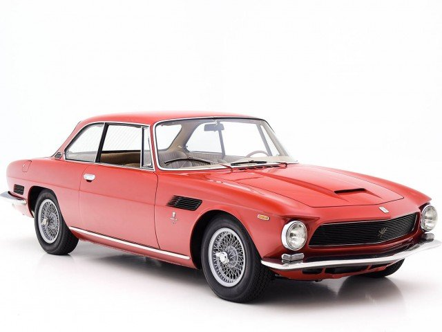1969 Iso Rivolta IR 340 Coupe Classic Car For Sale | Buy 1969 Iso Rivolta IR 340 Coupe at Hyman LTD