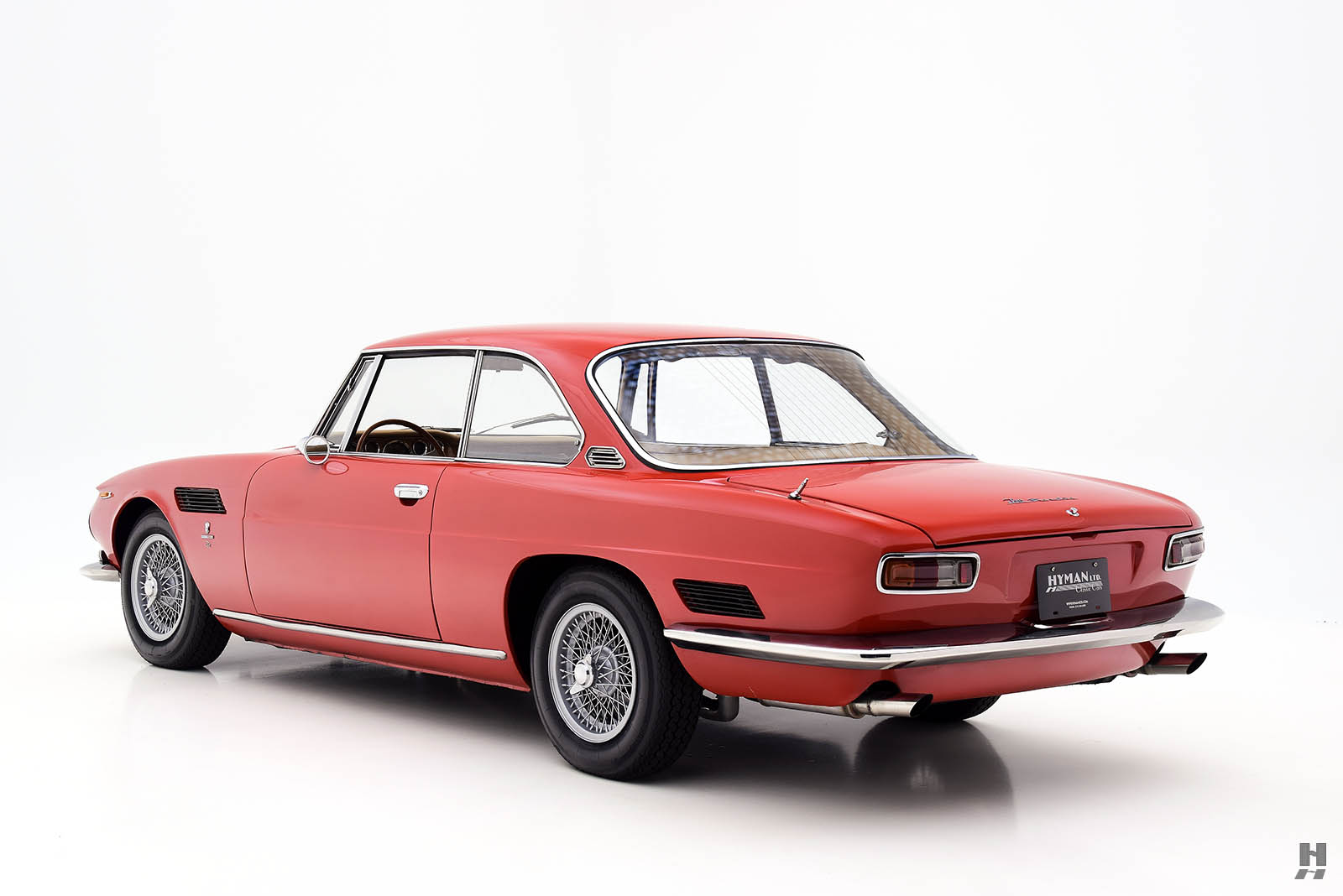 Iso Rivolta Ir Coupe Hyman Ltd Classic Cars