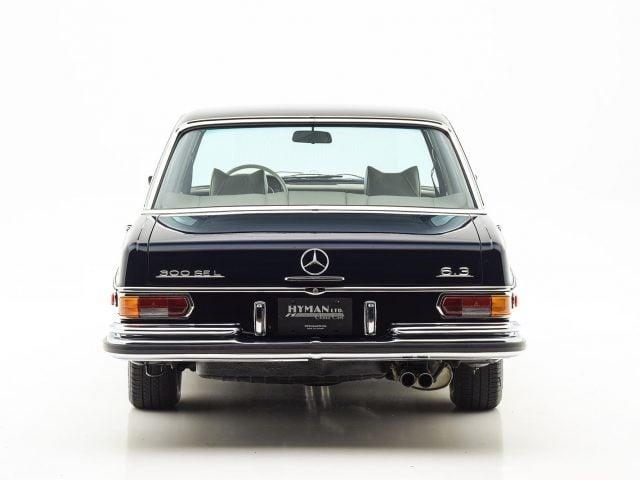 1970 Mercedes-Benz 300 SEL 6.3 Sedan Classic Car For Sale | Buy 1970 Mercedes-Benz 300 SEL 6.3 Sedan at Hyman LTD