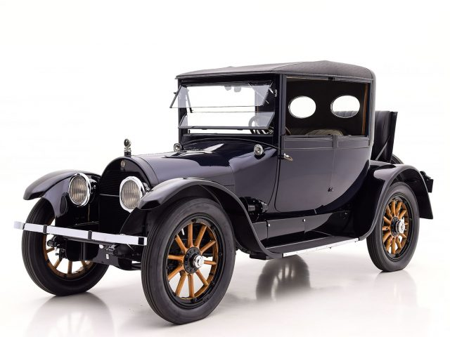 1917 Cadillac Type 57 Opera Coupe For Sale By Hyman LTD