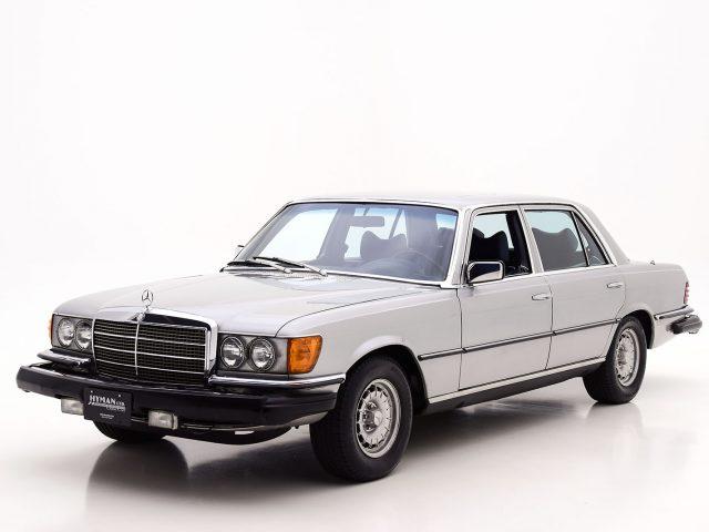 1977 Mercedes-Benz 450SEL 6.9 Sedan Classic Car For Sale | Buy 1977 Mercedes-Benz 450SEL 6.9 Sedan at Hyman LTD