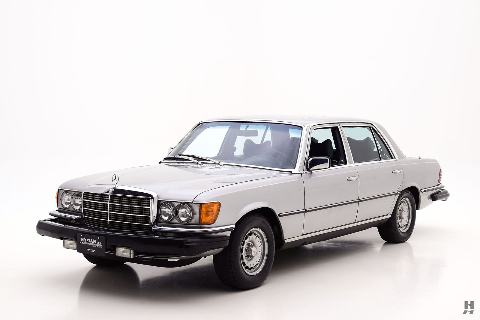 1977 Mercedes Benz 450sel 6 9 Sedan Hyman Ltd Classic Cars