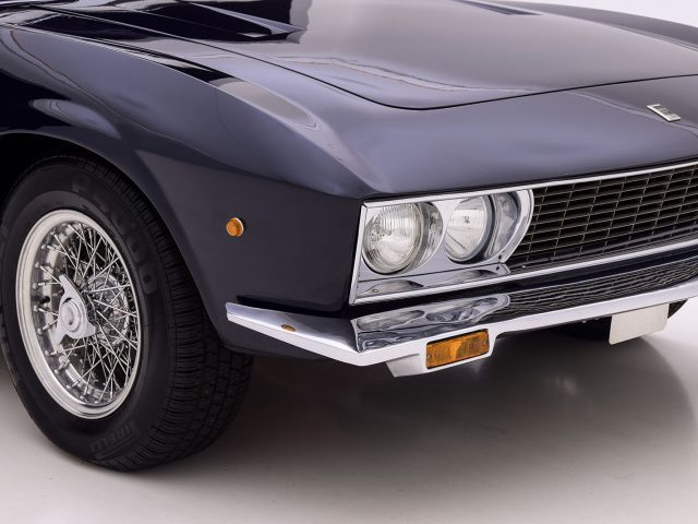 1970 Monteverdi 375L Coupe Classic Car For Sale | Buy 1970 Monteverdi 375L Coupe at Hyman LTD