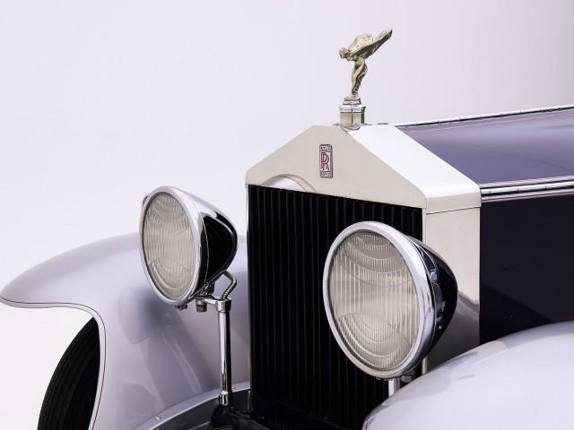 1930 Rolls-Royce Phantom I Newmarket Phaeton Classic Car For Sale | Buy 1930 Rolls-Royce Phantom I Newmarket Phaeton at Hyman LTD