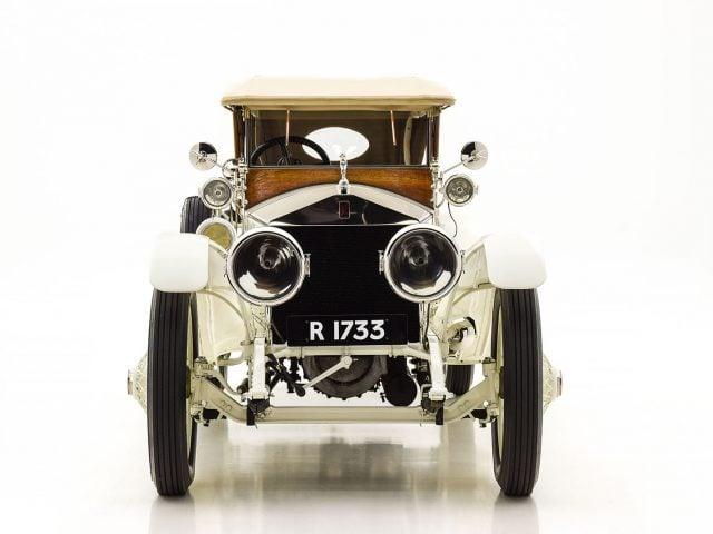 1913 Rolls-Royce Silver Ghost Sports Tourer Classic Car For Sale | Buy 1913 Rolls-Royce Silver Ghost Sports Tourer at Hyman LTD
