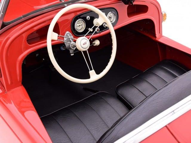1954 Kleinschnittger F125 Conv Classic Car For Sale | Buy 1954 Kleinschnittger F125 Conv at Hyman LTD