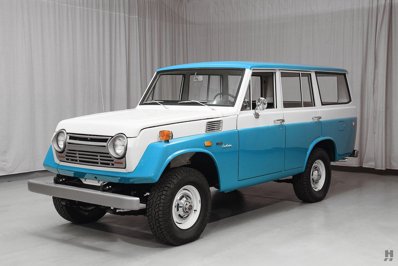 Fj Cruiser 2017 Update Upcoming Cars 2020 Toyota Mega In Usa 1972 Fj55 Land Hyman Ltd Classic