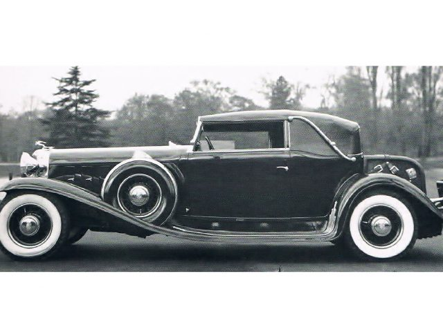 1937 Railton Stratton For Sale at Hyman LTD