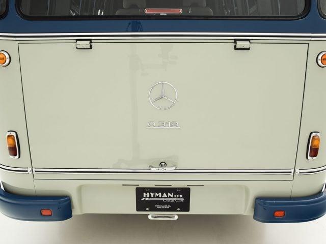 1960 Mercedes-Benz 319 Bus Classic Car For Sale | Buy 1960 Mercedes-Benz 319 Bus at Hyman LTD