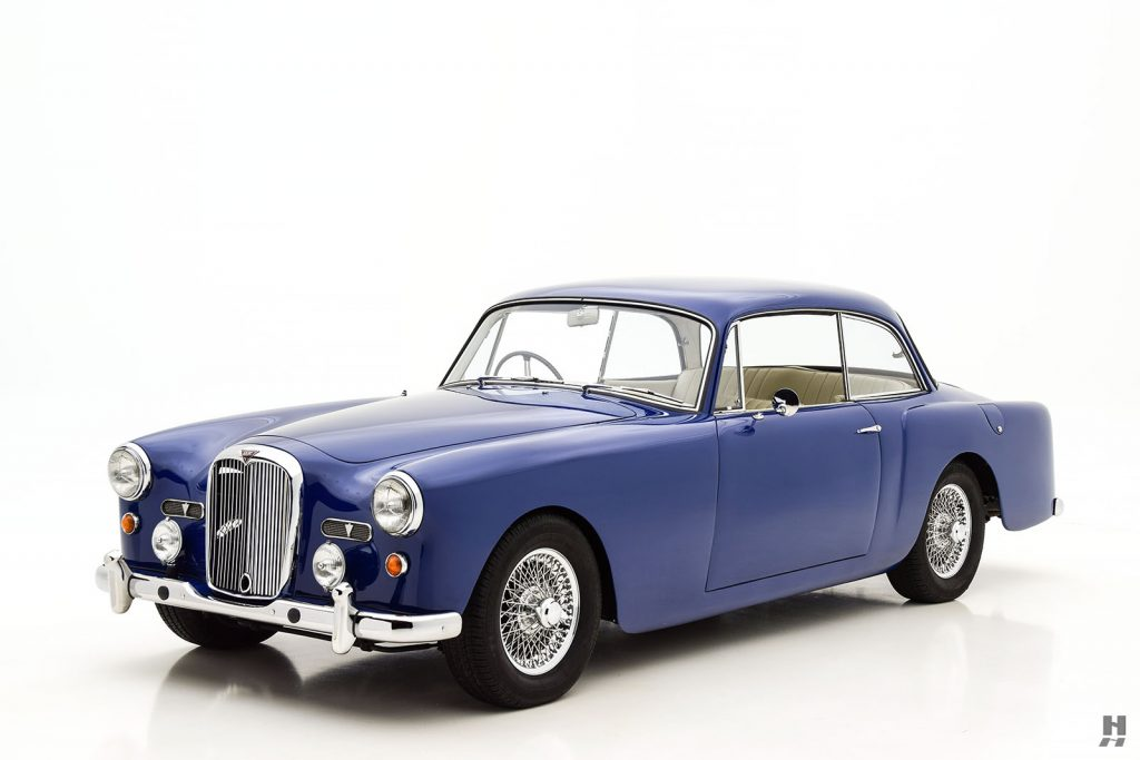 1961 Alvis TD21 Coupe For Sale By Hyman LTD