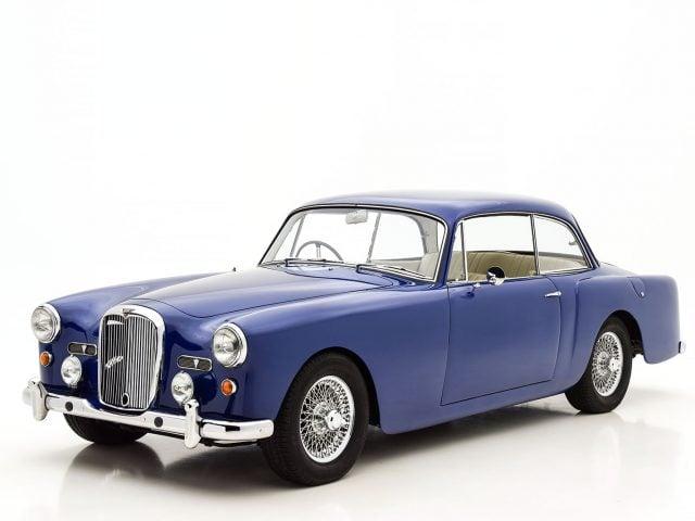 1961 Alvis TD21 Coupe For Sale By Hyman LTD