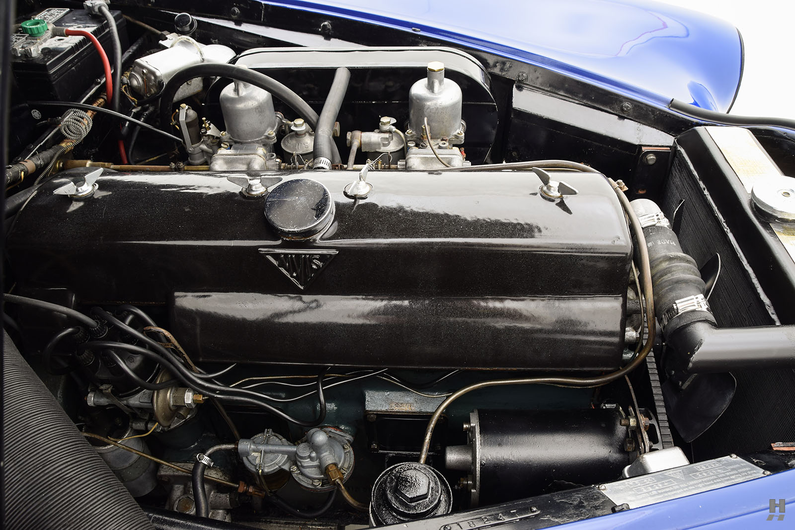 Bentleys For Sale >> 1961 Alvis TD21 Coupe For Sale | Buy Classic Cars | Hyman LTD