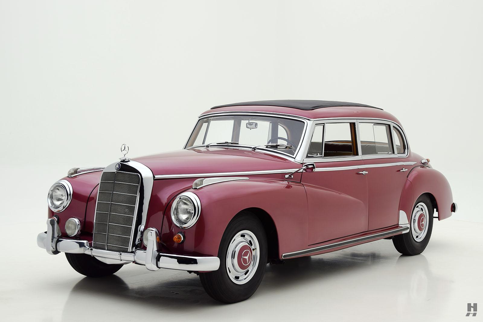 1956 mercedes benz 300 c sedan hyman ltd classic cars for Mercedes benz 300c