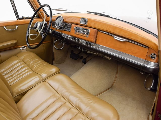 1956 Mercedes-Benz 300 C Sedan Car For Sale | Buy 1956 Mercedes-Benz 300 C Sedan at Hyman LTD