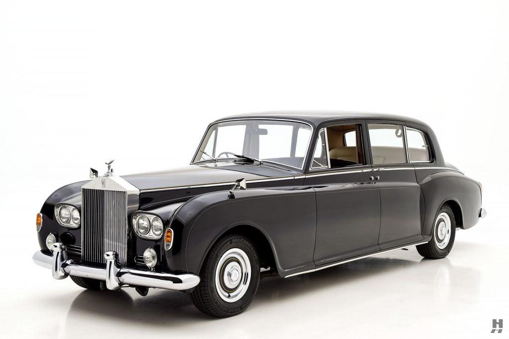 1960 Rolls-Royce Phantom V By Park Ward Limousine Classic Car For Sale | Buy 1960 Rolls-Royce Phantom V By Park Ward Limousine at Hyman LTD