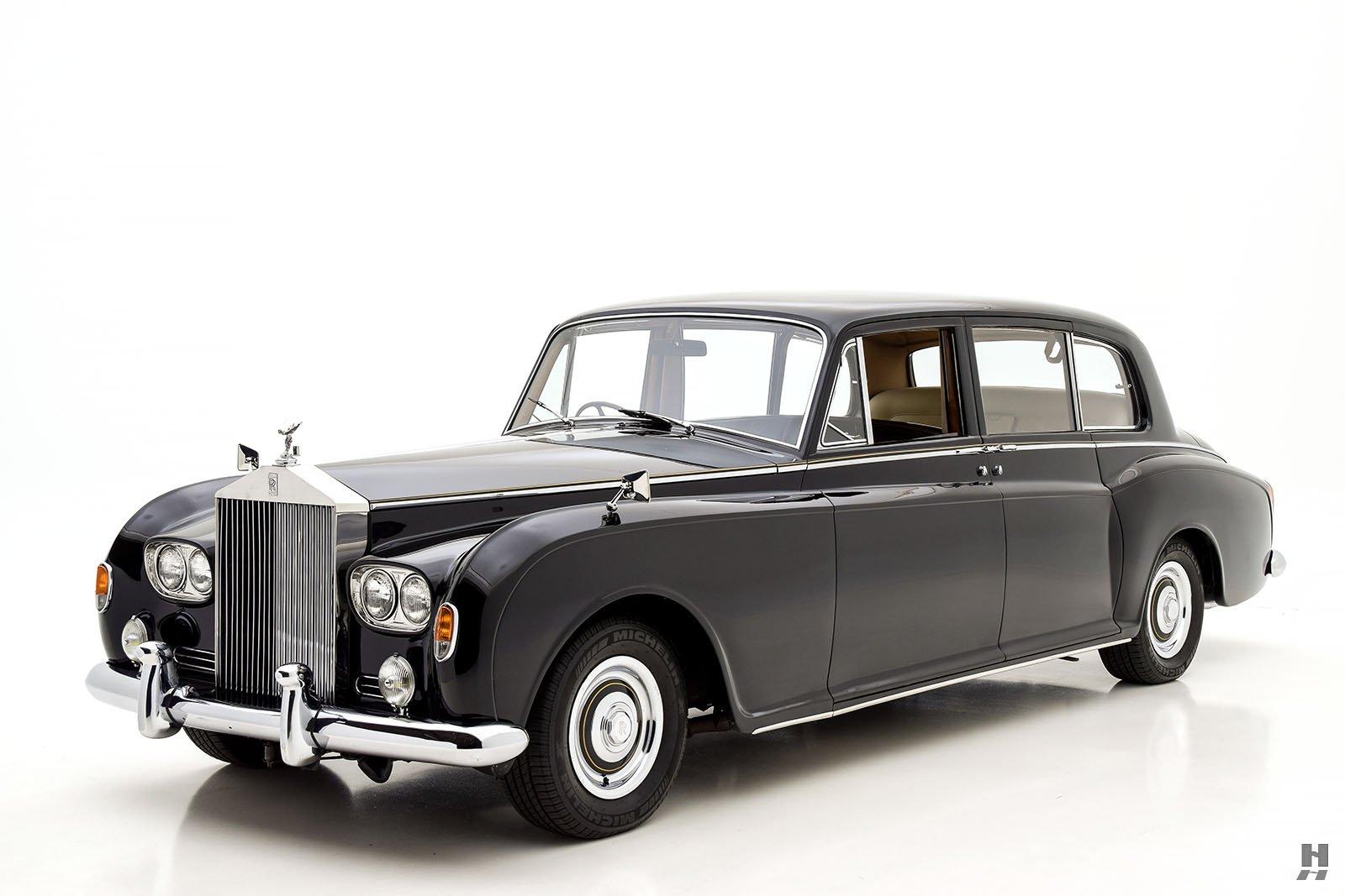 1960 Rolls-Royce Phantom V By Park Ward Limousine For Sale ...
