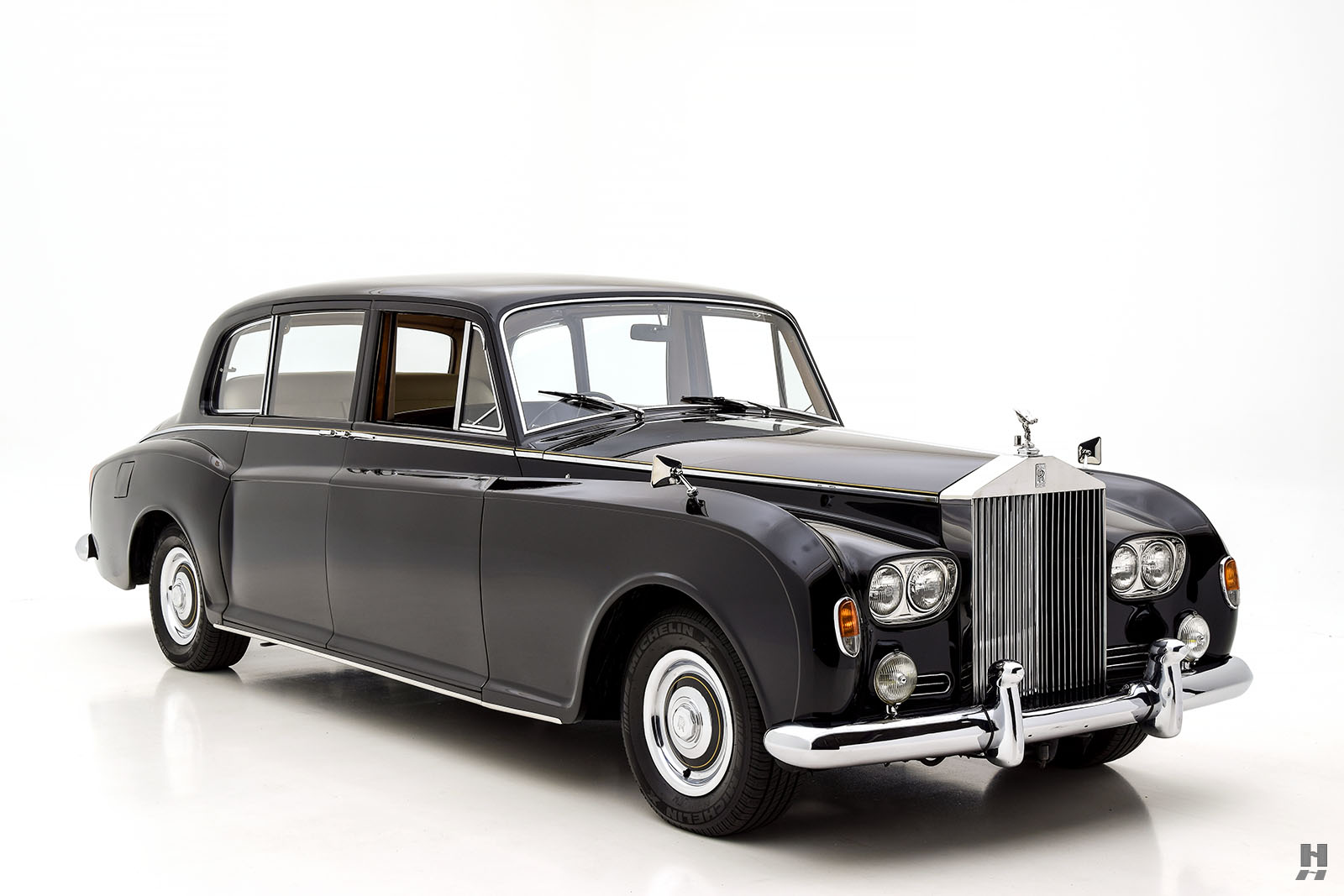 1960 rolls royce phantom v by park ward limousine hyman ltd classic cars. Black Bedroom Furniture Sets. Home Design Ideas