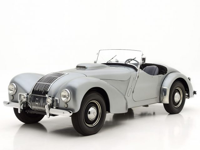 1950 Allard K1 Roadster For Sale By Hyman LTD