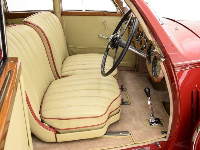 1936 Bentley 4 1/4 Litre Airflow Saloon For Sale at Hyman LTD