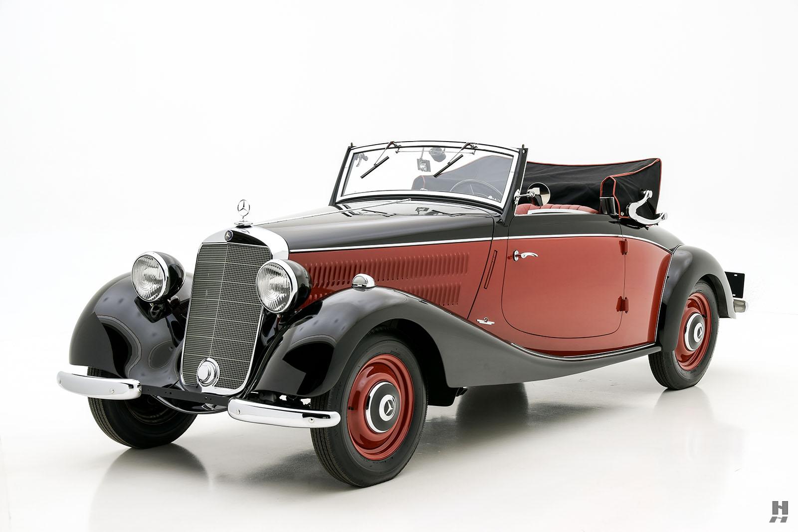 1938 Mercedes-Benz 170 V Cabriolet   Hyman Ltd. Classic Cars