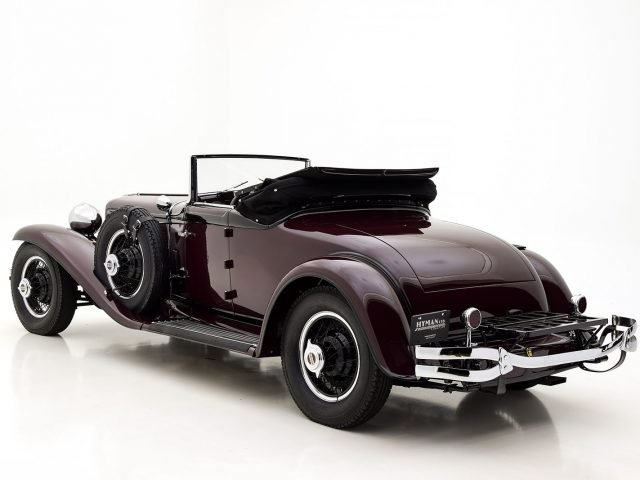 1931 Cord L-29 Cabriolet Classic Car For Sale | Buy 1931 Cord L-29 Cabriolet at Hyman LTD