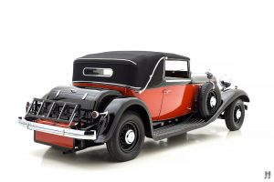 1933 Chrysler CL Imperial Victoria by de Villars For Sale | Hyman LTD