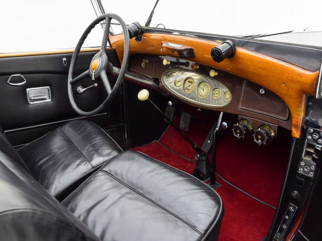1933 Chrysler CL Imperial De Villars Victoria For Sale at Hyman LTD