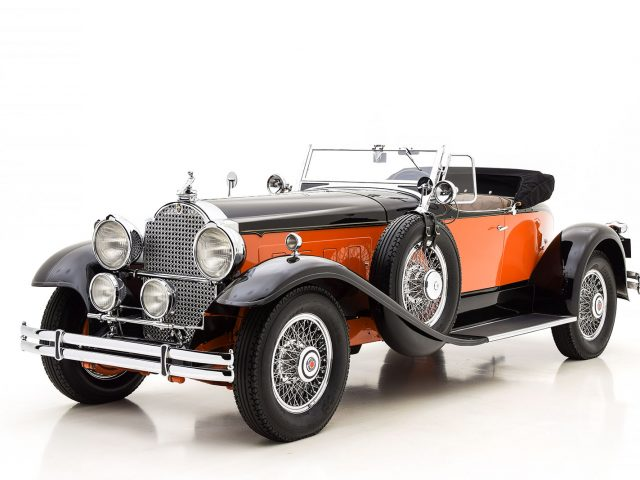 1930 Packard 734 Speedster Runabout Classic Car For Sale | Buy 1930 Packard 734 Speedster Runabout at Hyman LTD