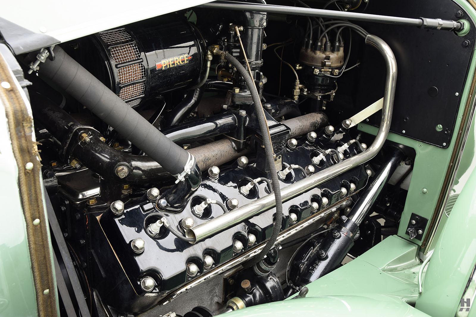 Is Cadillac A Foreign Car >> 1933 Pierce Arrow Twelve LeBaron Convertible Sedan | Hyman ...