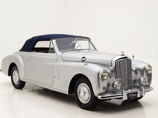1949 Bentley Mark VI Pininfarina Cabriolet For Sale By Hyman LTD